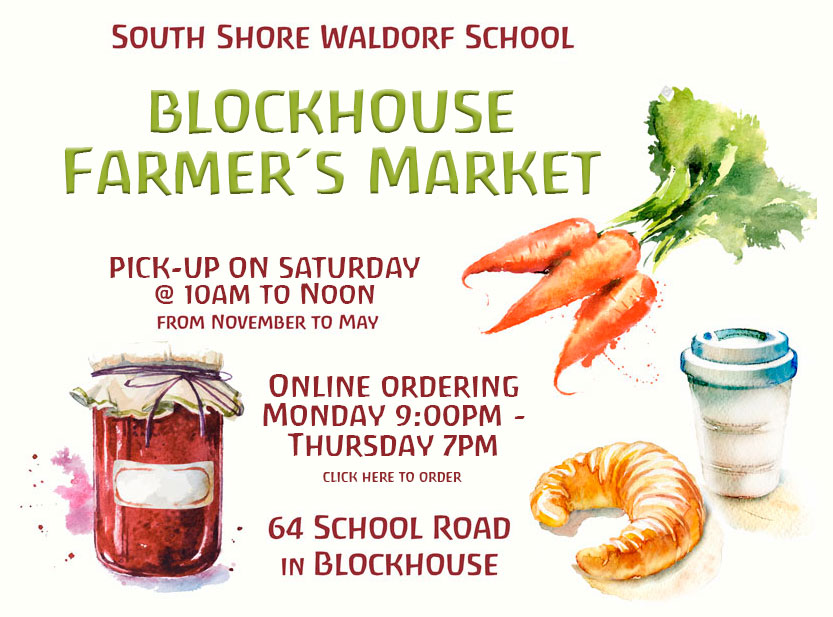 Blockhouse farmer's Market